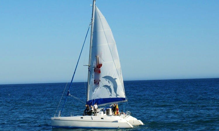 Cruising Catamaran Charter in Aguilas, Spain