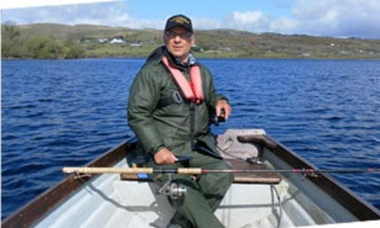 Go Fishing In County Mayo, Ireland On This Dinghy