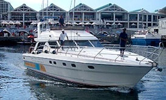 Enjoy Fishing In Cape Town, Western Cape On La Famiglia Sport Fisherman