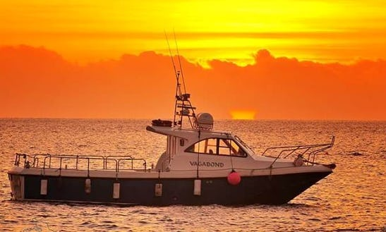 Enjoy Fishing In County Donegal, Ireland On A Charter
