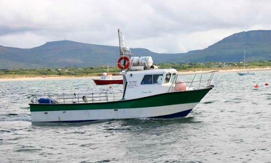 Enjoy Inishmurray Island, County Sligo On Mv Fiona Tee Trawler
