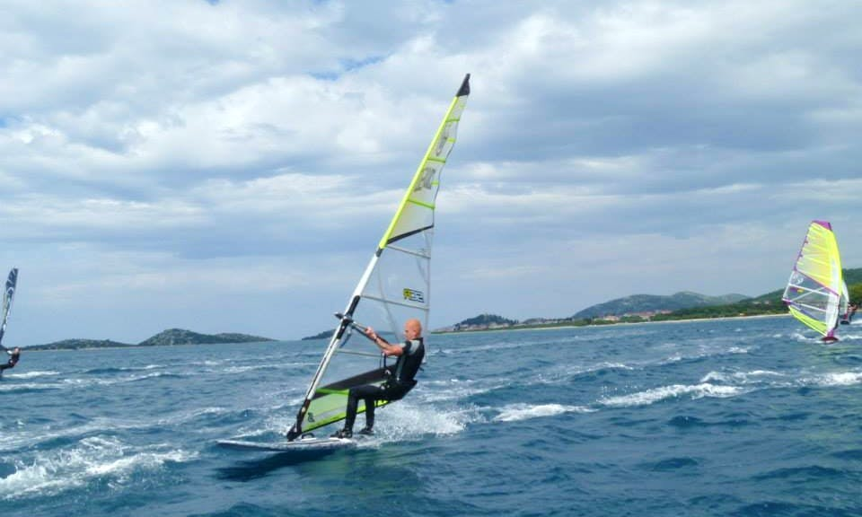 Enjoy Windsurf Rental in Srima, Šibenik-Knin County