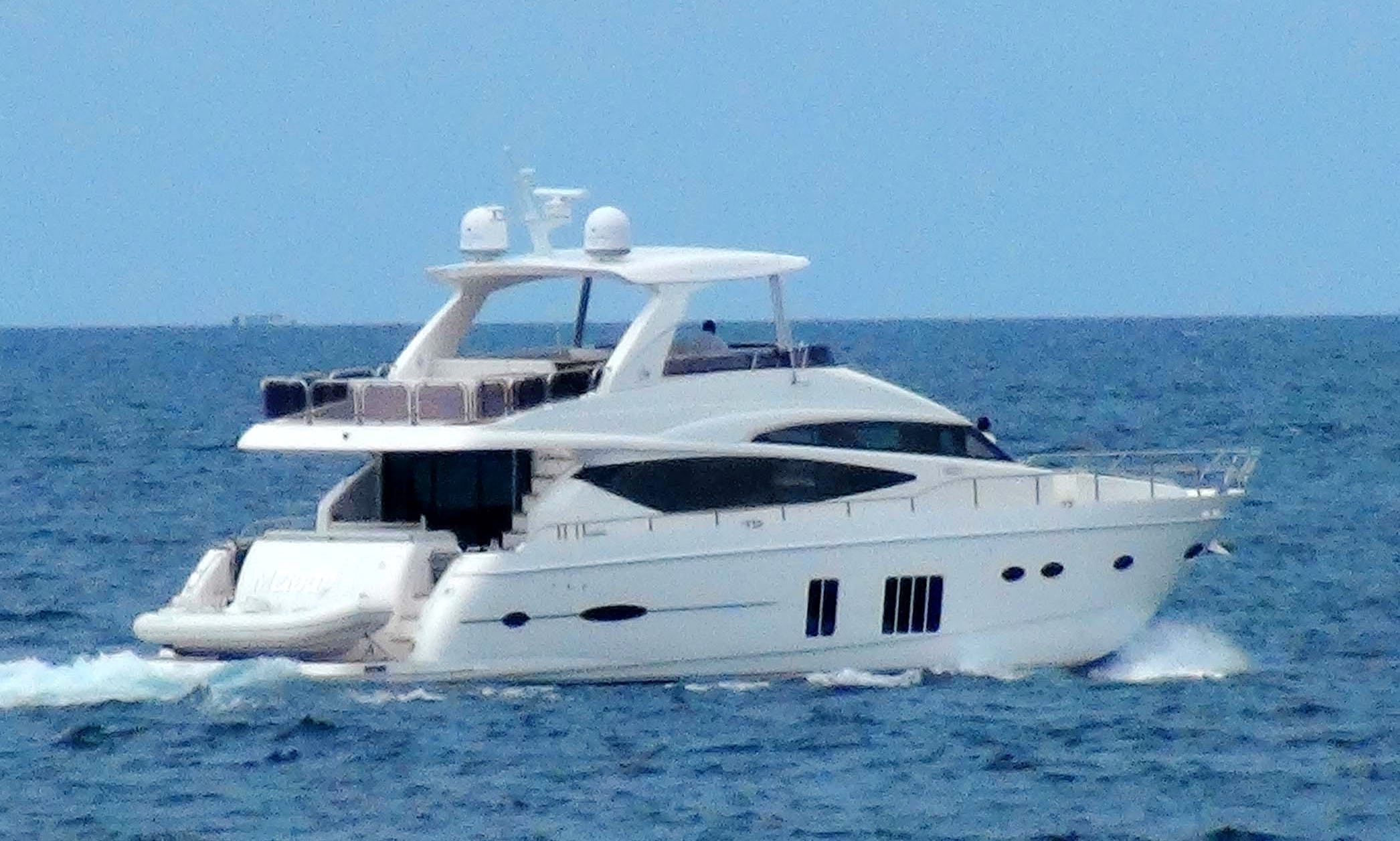 Princess 78M Motor Yacht available to rent in Phuket
