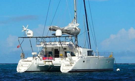 Lagoon 440 Cruising Catamaran Charter In Marigot Or Bvi