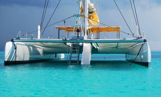 Taiti 75 Cruising Catamaran Charters In Marigot, Saint Martin