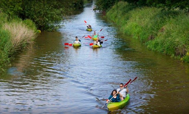 Exciting Double Kayak Rentals in Retie, Vlaanderen