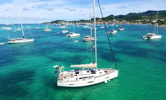 Sail On This Cruising Monohull Rental In Saint Martin