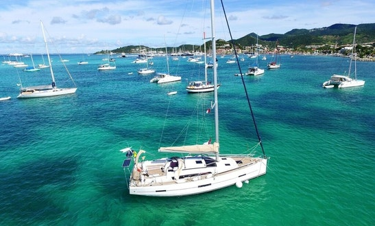 Cruising Monohull Rental In Saint Martin