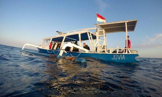 Enjoy Diving Courses In Pemenang, Gili Islands