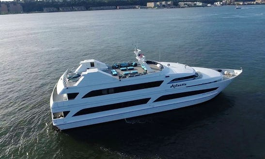 Charter The Luxury Power Yacht