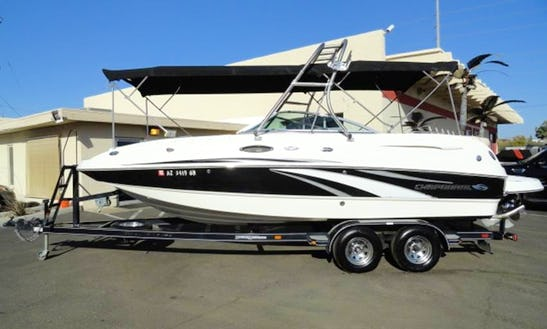 Rent The 234 Chaparral Sunesta Boat At Lake Powell, Big Water, Ut