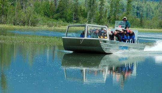 A Scenic Jet Boat Adventure In Haines Alaska