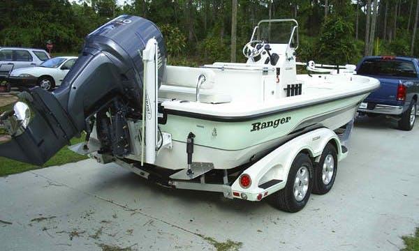 22' Bay Ranger Bass Boat  in G, Louisiana United States