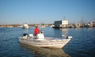 Guided Redfish and Speckled Trout Fishing Trips In Venice, Louisiana