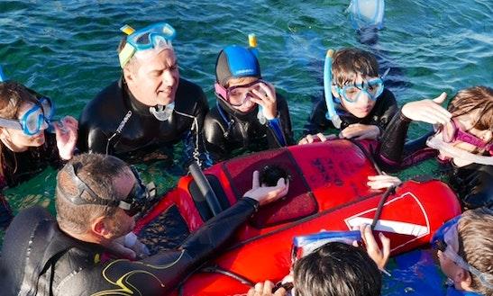 Snorkeling In La Londe-les-maures