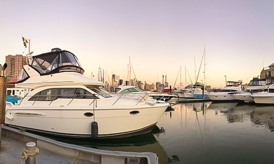 35' Meridian Motor Yacht In New Jersey, United States