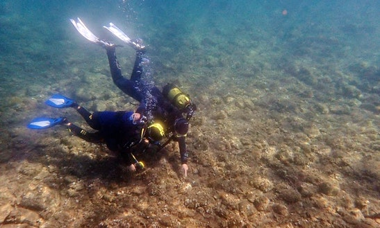 Enjoy Diving Trips In Colera, Catalunya