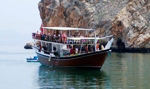 Enjoy Musandam Khasab, Dubai on Dhow Cruise