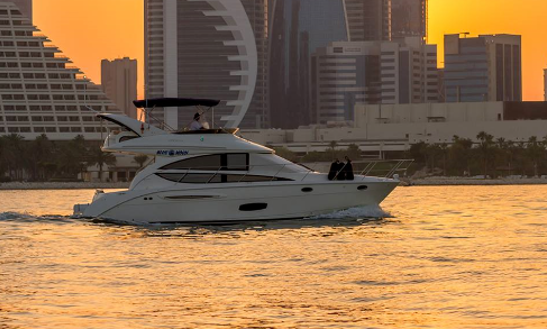 Captained Charters On 40' Motor Yacht In Doha, Qatar