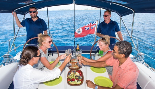 Captained Sailboat Tours And Charters In George Town
