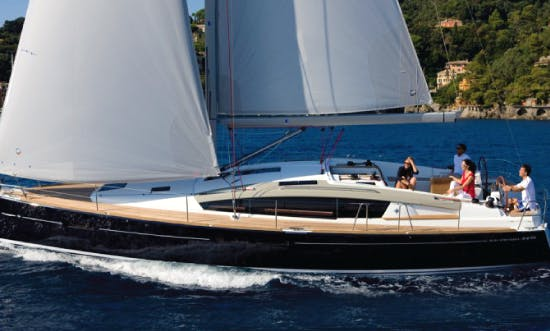 44' Jeanneau Sailing Yacht Charter in Deltaville, Virginia