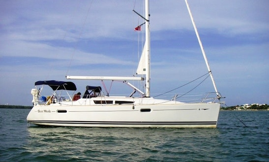 The 2009 Jeanneau 39i