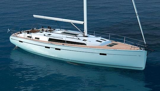 Charter 49' Cruising Monohull In Corfu, Greece
