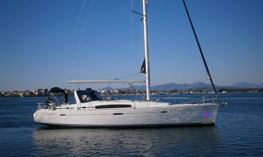 Charter 50' Cruising Monohull in Lefkada, Greece
