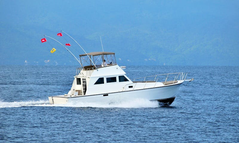 40 Custom fishing charter in Puerto Vallarta