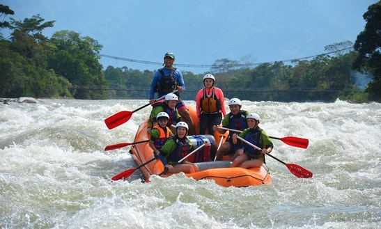 Rafting Trips In Quito, Equador
