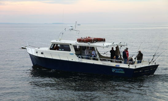 Fishing Charter On 52ft