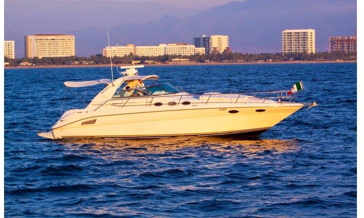 Sundance 370 Motor Yacht Open Cruiser in Nuevo Vallarta