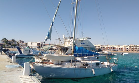 Cruising Monohull Sailing Yacht Rental In Red Sea All Inclusive Food And Sleep Aboard
