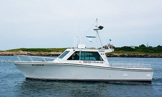 Montauk Fishing Chater On 41ft