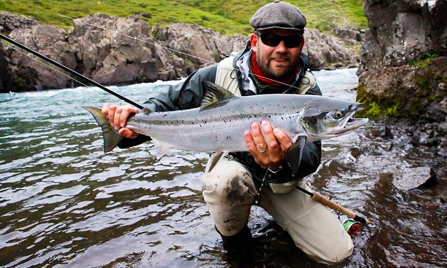 Enjoy Fly Fishing Trips in Keflavík, Iceland