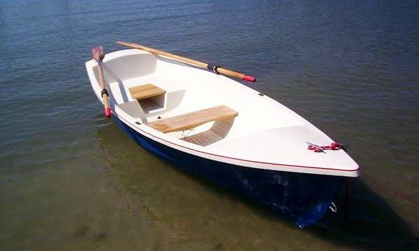 Row Boat in Sarasota Classic Whitehall