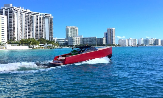 $425 An Hour For 40' Vandutch For Rent In Miami Beach