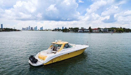 54′ Searay Sundancer In Miami Beach, Florida