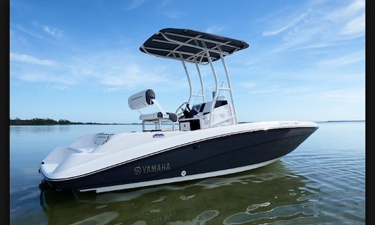 Rent The 2016 Yamaha Jet Boat In Key Largo, Florida