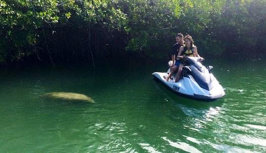 Jet Ski Tour In Key Largo, Florida