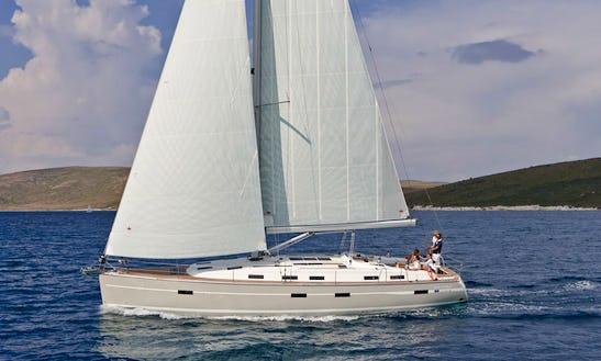Charter The Bavaria Cruiser 50 Sailing Yacht In Gdynia, Poland