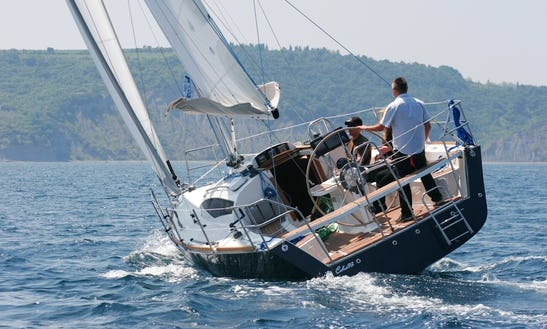 Charter The 33' Cobra Cruising Monohull In Świnoujście, Poland