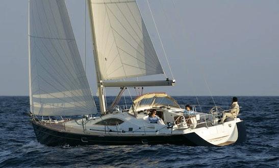 49' Sun Odyssey Sailing Yacht Charter From Swinoujscie, Poland