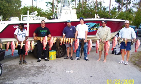 Offshore Fishing Charter With Captain Craig In Sebastian, Florida