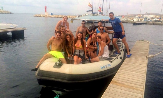 Discover Alicante, Spain By Boat With Or Without A Skipper