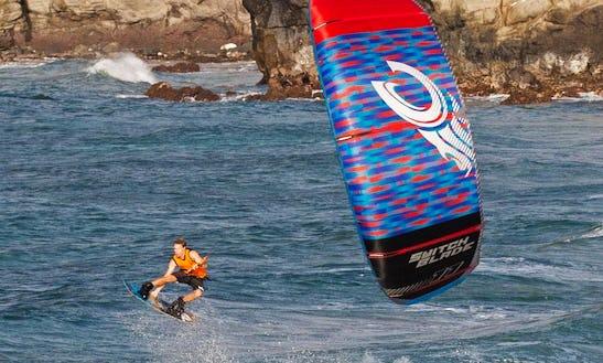 Enjoy Kitesurfing Lessons In Caloundra, Queensland