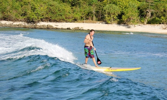 Enjoy Paddleboard Hire And Lessons In Caloundra, Queensland