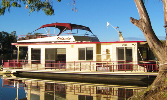 Charter Orlando Houseboat In Paringa, Australia