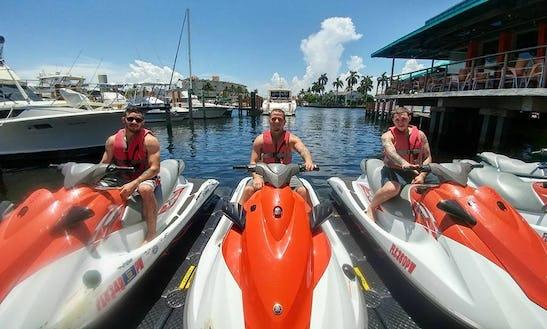 Jet Ski Rental In Pompano Beach, Florida
