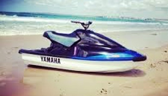 Yamaha Blaster Jet Ski Rental In Miami Beach, Florida